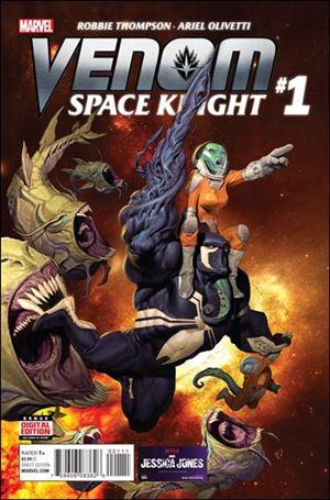 Venom: Space Knight 1-A