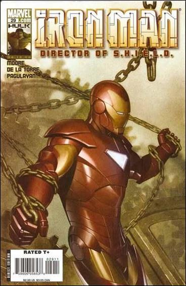 Iron Man: Director of S.H.I.E.L.D. 29-A by Marvel