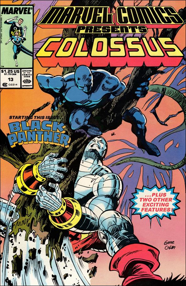 Marvel Comics Presents (1988) 13-A by Marvel
