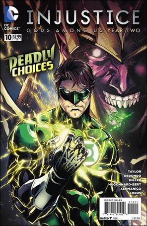 Injustice Year Two 10-A