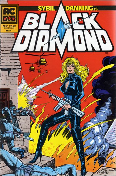 Black Diamond (1983) 1-A by AC
