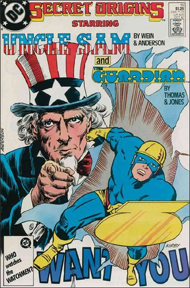 Secret Origins (1986) 19-A by DC