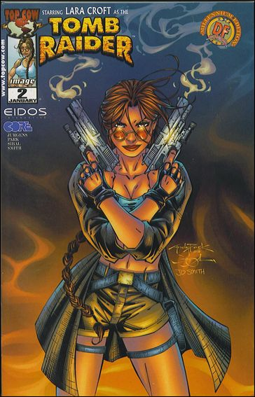 Tomb Raider: The Series 2-D by Top Cow