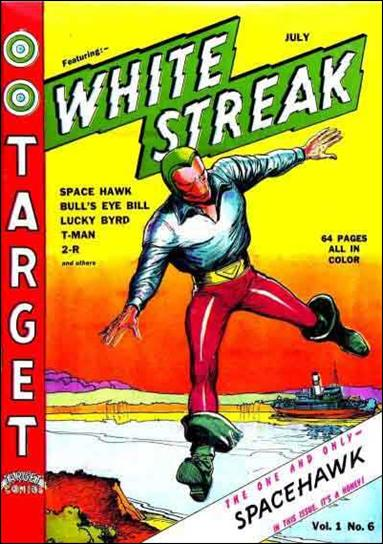 Target Comics (1940) 6-A by Novelty Press