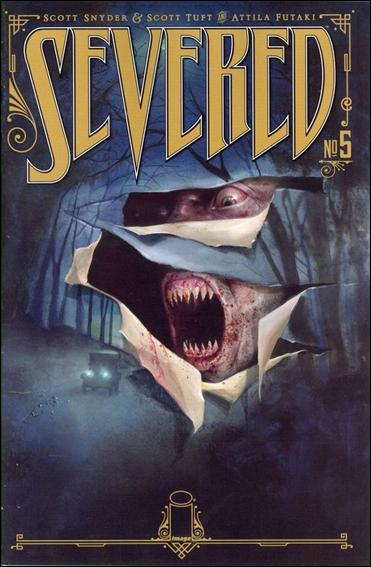Severed 5-A by Image