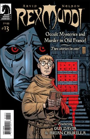 Rex Mundi (2006) 13-A by Dark Horse