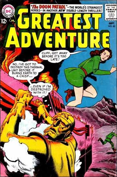 My Greatest Adventure (1955) 82-A by DC