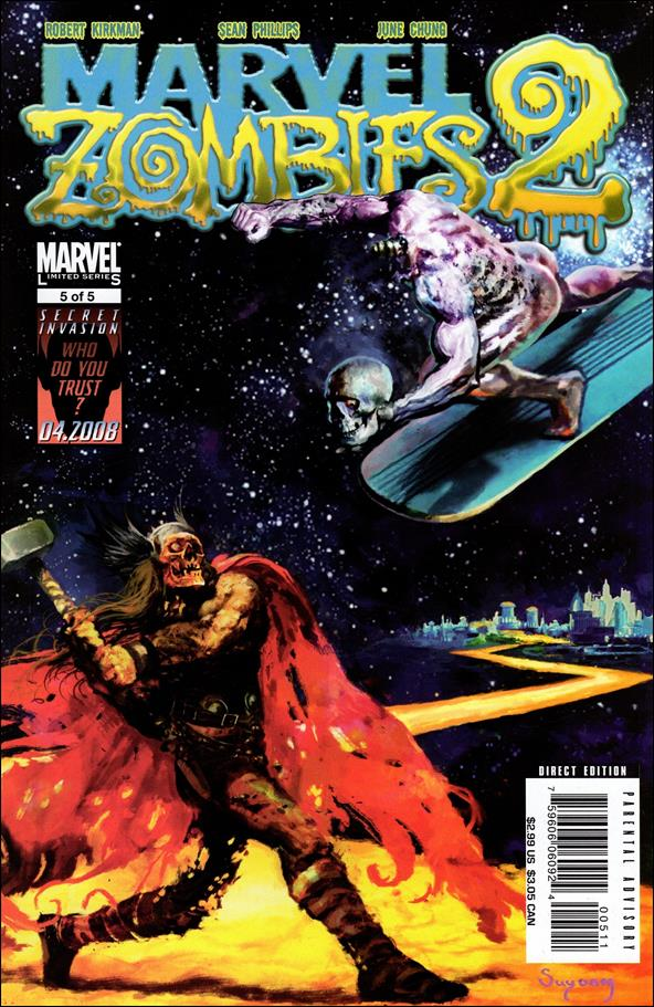 Marvel Zombies 2 5-A by Marvel