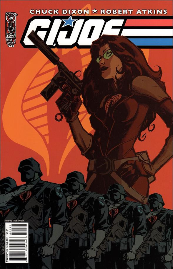G.I. Joe (2008) 2-A by IDW