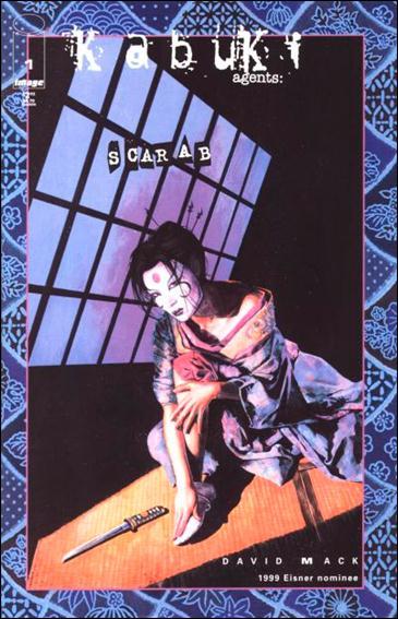 Kabuki Agents 1-C by Image