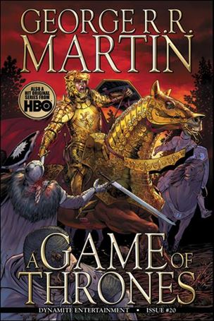 George R.R. Martin's A Game of Thrones 20-A