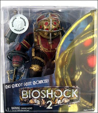 BioShock 2 (Deluxe) Big Daddy (Elite Bouncer) by NECA