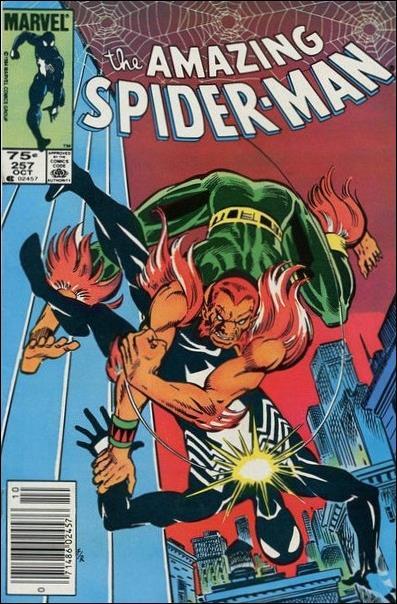 Amazing Spider-Man (1963) 257-B by Marvel