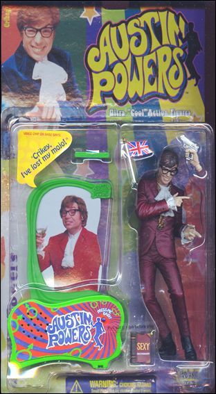 Austin Powers (Series 1) Austin Powers by McFarlane Toys