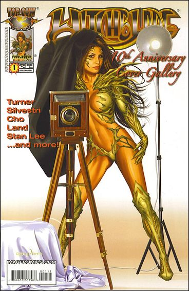 Witchblade Cover Gallery 1-A by Top Cow
