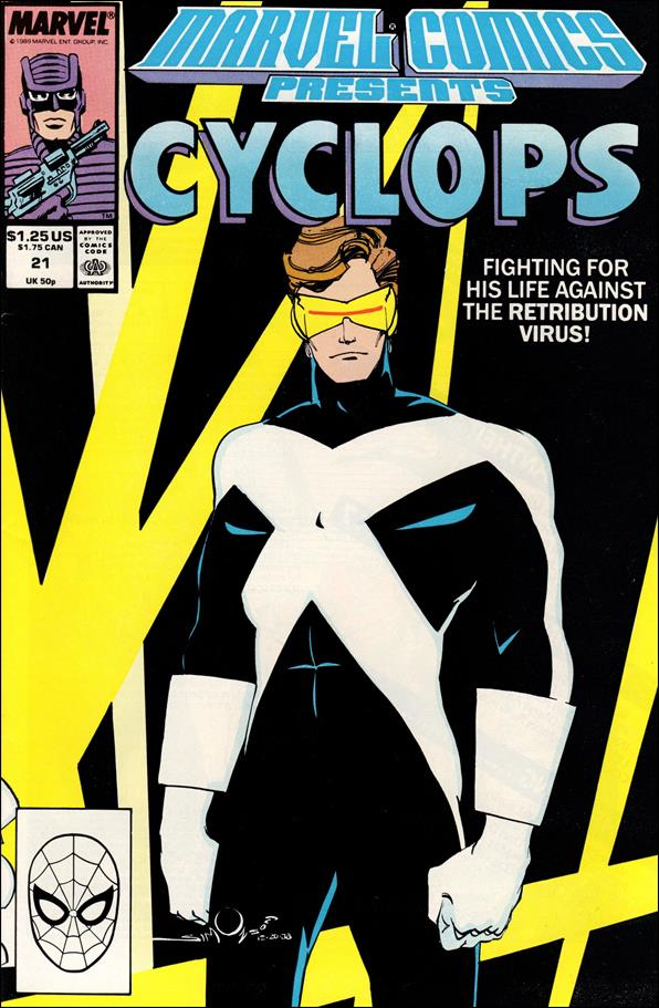 Marvel Comics Presents (1988) 21-A by Marvel