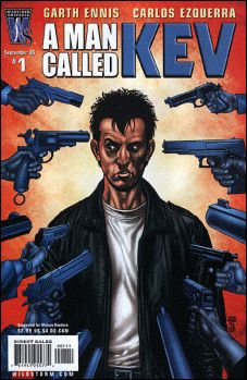 Man Called Kev 1-A by WildStorm