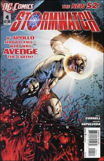 StormWatch (2011) 4-A by DC