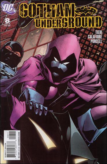 Gotham Underground 8-A by DC
