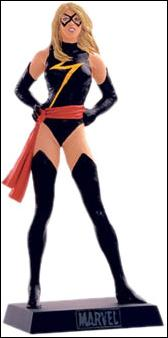 Classic Marvel Figurine Collection (UK) Ms. Marvel by Eaglemoss Publications