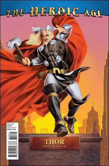 Thor (1966) 610-B by Marvel