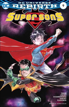 Super Sons 9-B