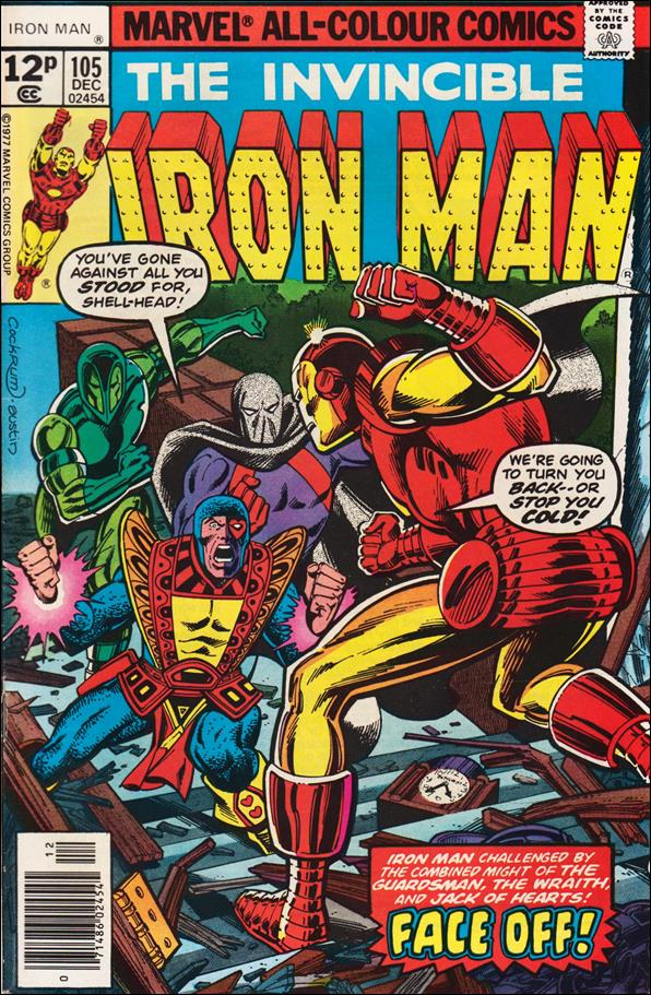Iron Man (1968) 105-B by Marvel