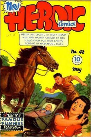 New Heroic Comics 42-A