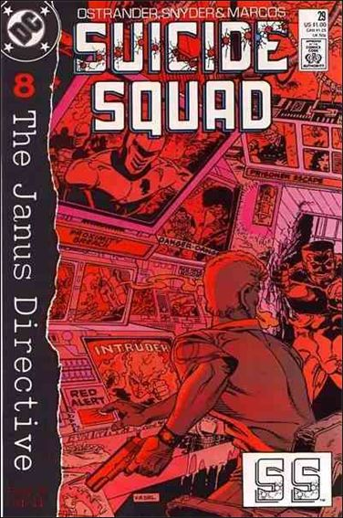 Suicide Squad (1987) 29-A by DC