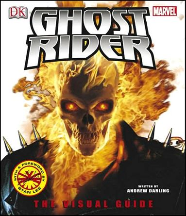 Ghost Rider: The Visual Guide 1-C by DK Publishing