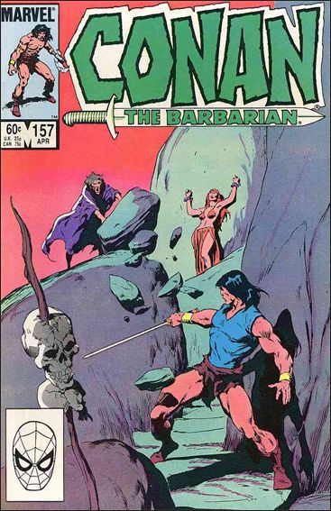 Conan the Barbarian (1970) 157-A by Marvel