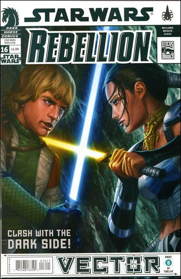 Star Wars: Rebellion 16-A by Dark Horse