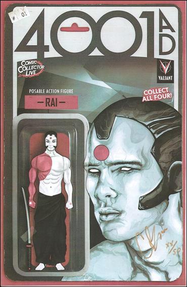 4001 A.D. 1-JC by Valiant Entertainment