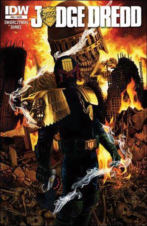 Judge Dredd (2012) 24-A