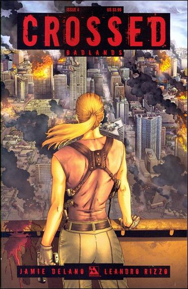 Crossed: Badlands 4-A by Avatar Press