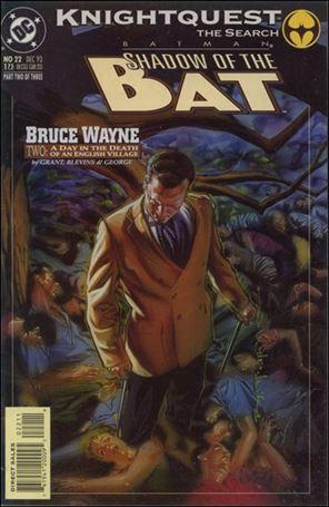 Batman: Shadow of the Bat 22-A