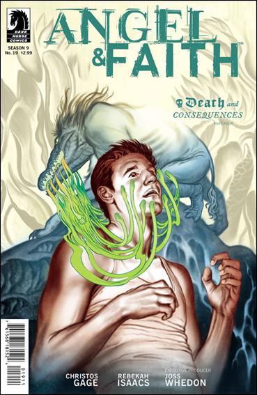 Angel & Faith 19-A by Dark Horse