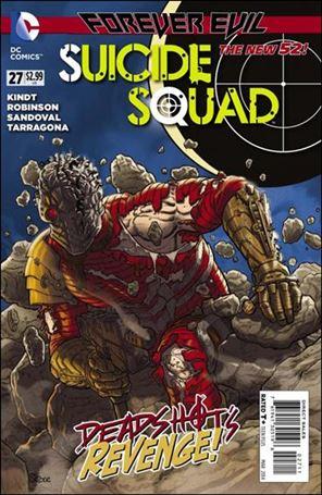 Suicide Squad (2011) 27-A