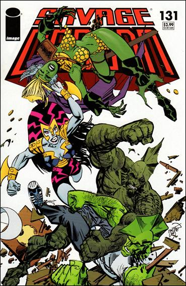 Savage Dragon (1993) 131-A by Image
