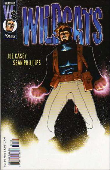 Wildcats (1999) 9-A by WildStorm