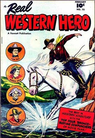 Real Western Hero 75-A