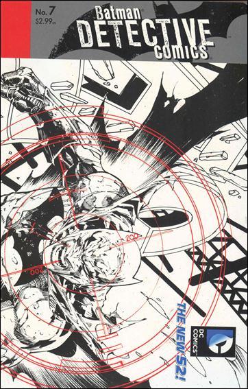 Detective Comics (2011) 7-B by DC