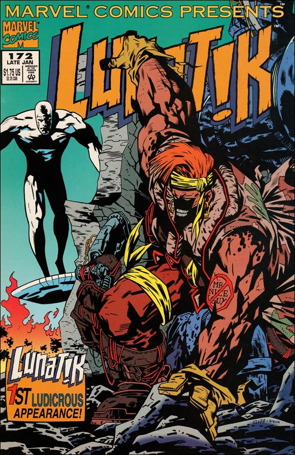 Marvel Comics Presents (1988) 172-A by Marvel