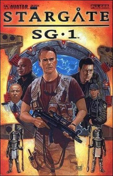 Stargate SG-1 Convention Special 1-E by Avatar Press