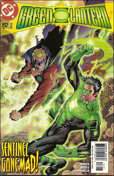 Green Lantern (1990) 152-A by DC