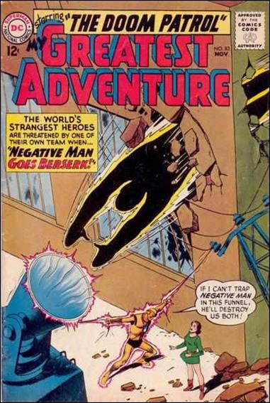 My Greatest Adventure (1955) 83-A by DC