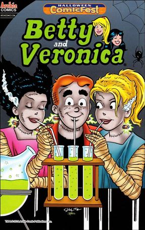 Betty and Veronica, 2014 nn-A
