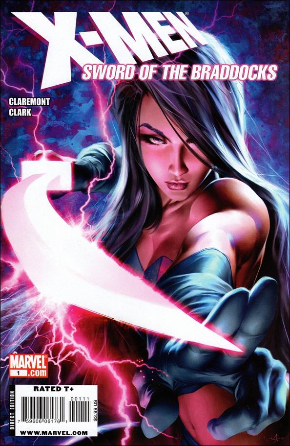 X-Men: Sword of the Braddocks 1-A by Marvel