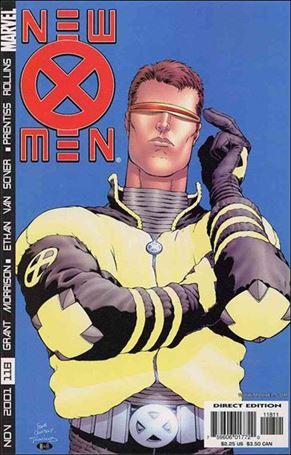 New X-Men (2001) 118-A