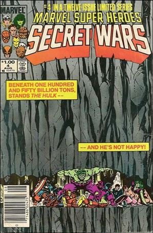 Marvel Super Heroes Secret Wars 4-B